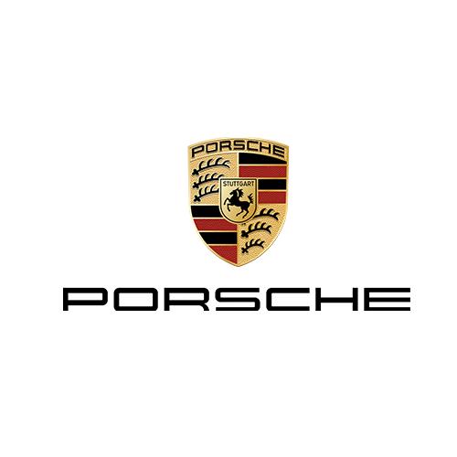 Comms merken Porsche